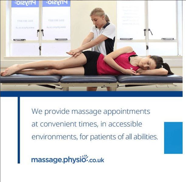We provide massage appointments at convenient times.